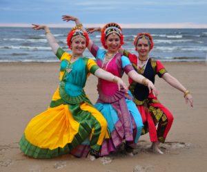 индийские танцы Санкт-Петербург, шоубалет Апсара, индийское шоу на праздник