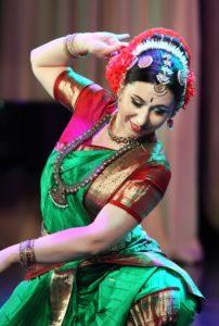кучипуди, Елена Тарасова, Pooja Brahmanjali, индийский классический танец, Петербург, Апсара