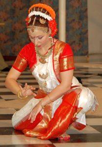 кучипуди, Елена Тарасова, Pooja Brahmanjali, индийский классический танец, Петербург, Апсара, храмовый танец Индии, temple dance, пуджа, сакральные танцы Индии